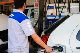 YPF aumenta un 6% la nafta desde este sábado