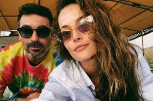 Natalia Borges confirmó su separación con el Pocho Lavezzi pero el ex jugador lo niega