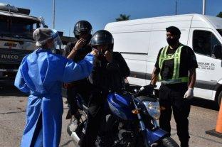 La provincia refuerza los controles vehiculares en los accesos interprovinciales