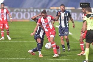 Unión no pudo con Talleres y cayó en Córdoba -