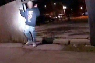 Video: un policía mató a un adolescente de 13 años en Estados Unidos