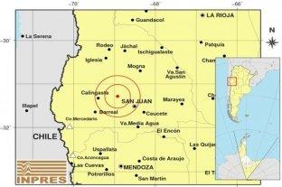Se registraron cuatro sismos este viernes en San Juan