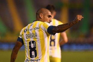 Rosario Central consiguió un valioso triunfo ante Aldosivi en Mar del Plata