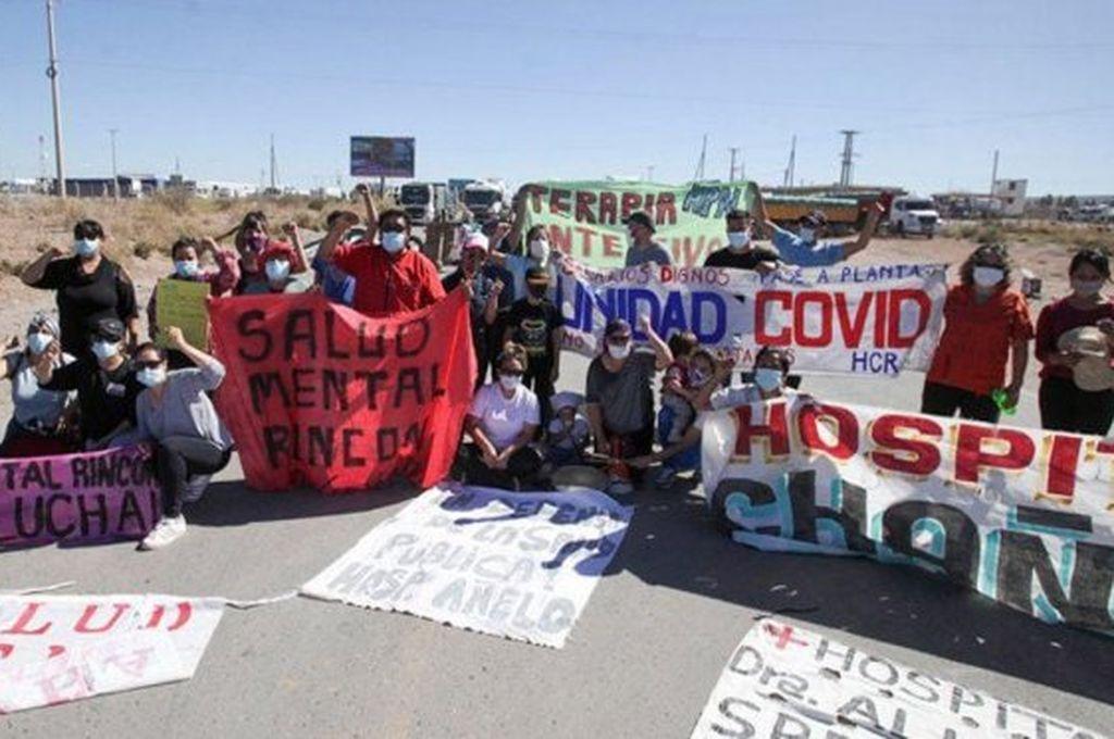 Un conflicto sectorial en Neuquén podría afectar la distribución de gas en el país  -  -