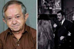 """A los 84 años, falleció Félix Silla, el actor que interpretaba al """"Tío Cosa"""" en Los Locos Addams"""
