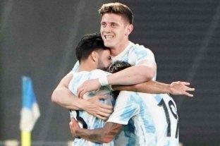 Argentina será cabeza de serie del fútbol olímpico y los grupos se sortearán el próximo miércoles