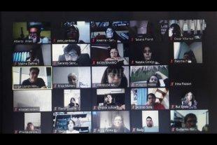 Santa Fe participó en un encuentro virtual del Fondo Nacional de las Artes