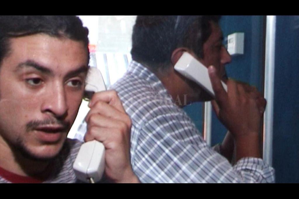 """""""La llamada"""", primer film de ficción de Mario Cuello.  Crédito: Taller de Cine UNL"""