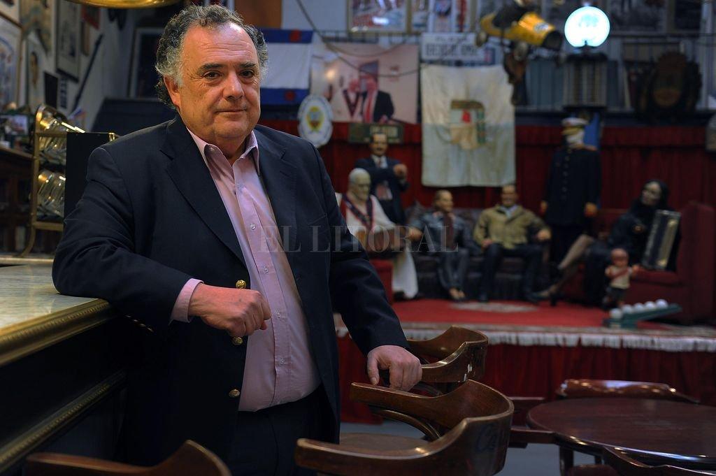 Eduardo Félix Valdés, exembajador argentino ante el Vaticano y actual diputado nacional, montó la operación