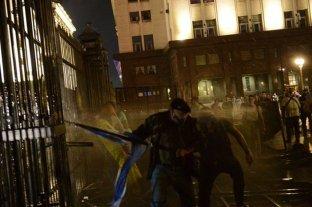 17A: continúan las protestas contra las restricciones en Buenos Aires -  -