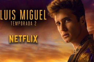 Este domingo se estrena en Netflix la segunda temporada de la serie biográfica de Luis Miguel