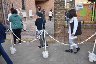 Burbujas y protocolo: las claves de la presencialidad