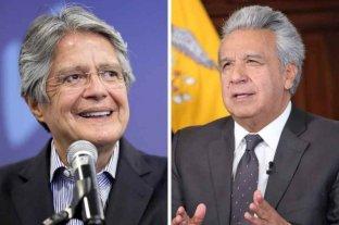 Lenín Moreno y Lasso inician la transición
