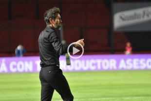 """Domínguez: """"Sentimos que perdimos dos puntos"""""""