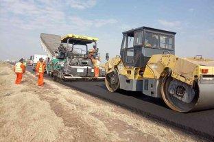 Invierten más de 2.500 millones de pesos en rutas del centro norte santafesino