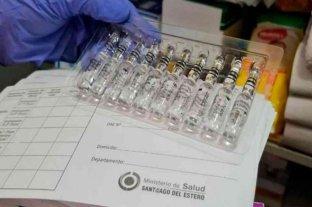 Cuatro detenidos por el robo de vacunas en Santiago del Estero