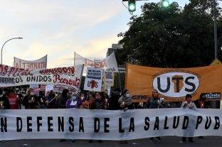 Trabajadores de la salud se movilizan en Córdoba