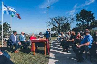 San Lorenzo homenajeó a inmigrantes italianos