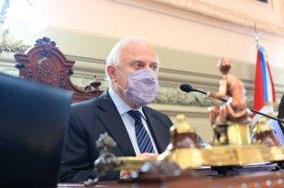 Internaron al ex gobernador Miguel Lifschitz para realizarle estudios -  -