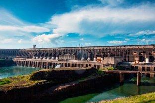 Los embalses brasileros están con poca  agua y la bajante repercutirá en Santa Fe - Las erogaciones de agua por parte de las represas ubicadas en Brasil y Paraguay rondan los 5.000 y 6.000 metros cúbicos por segundo.  -