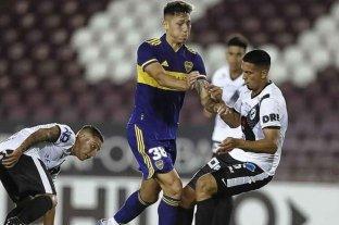 Boca le renovó al santafesino Vázquez hasta 2025