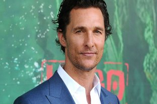 El 45% de los electores votaría al actor Matthew McConaughey para gobernador de Texas