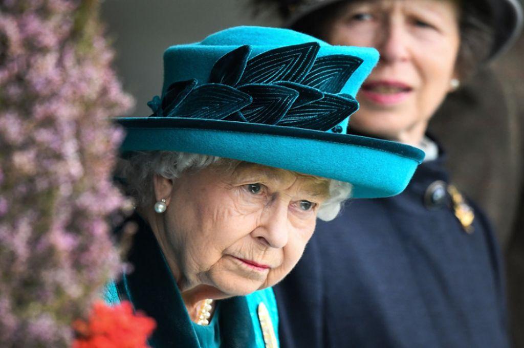 Isabel II y la princesa Ana  Crédito: Getty