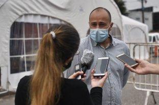 El director de Salud municipal César Pauloni está aislado por covid positivo - César Pauloni, director municipal de Salud -