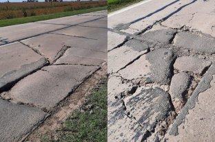 """Ruta 90: denuncian penalmente a la provincia por """"desinterés, falta de atención y respuestas"""""""