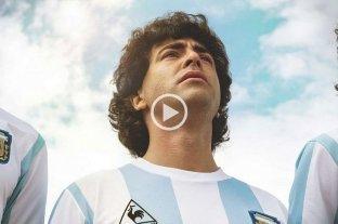 """Amazon publicó las primeras imágenes de la serie """"Maradona: Sueño bendito"""""""