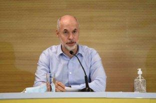 """Rodríguez Larreta aclaró que de """"su parte"""" no está roto el vínculo con el Gobierno Nacional"""