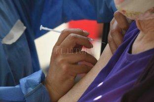 Avanza a buen ritmo la vacunación a personas con discapacidad de la provincia -  -