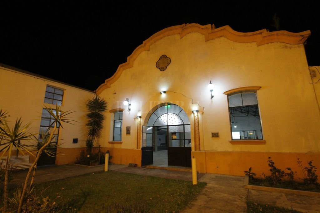 Centro Gallego de Santa Fe. Crédito: Archivo El Litoral / Pablo Aguirre
