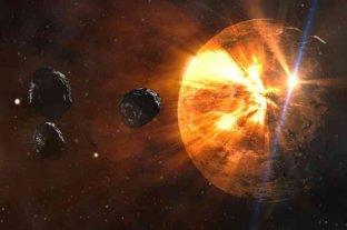 La NASA logró captar por primera vez el increíble anillo de polvo en la órbita de Venus