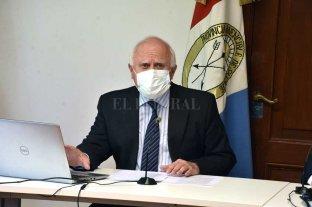 Lifschitz continúa internado por un cuadro pulmonar derivado del coronavirus