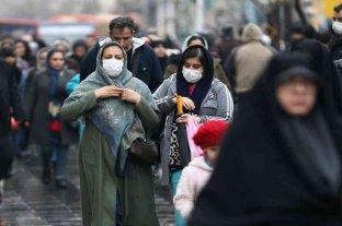 Irán registró un récord de casi 25.500 casos de coronavirus en un día