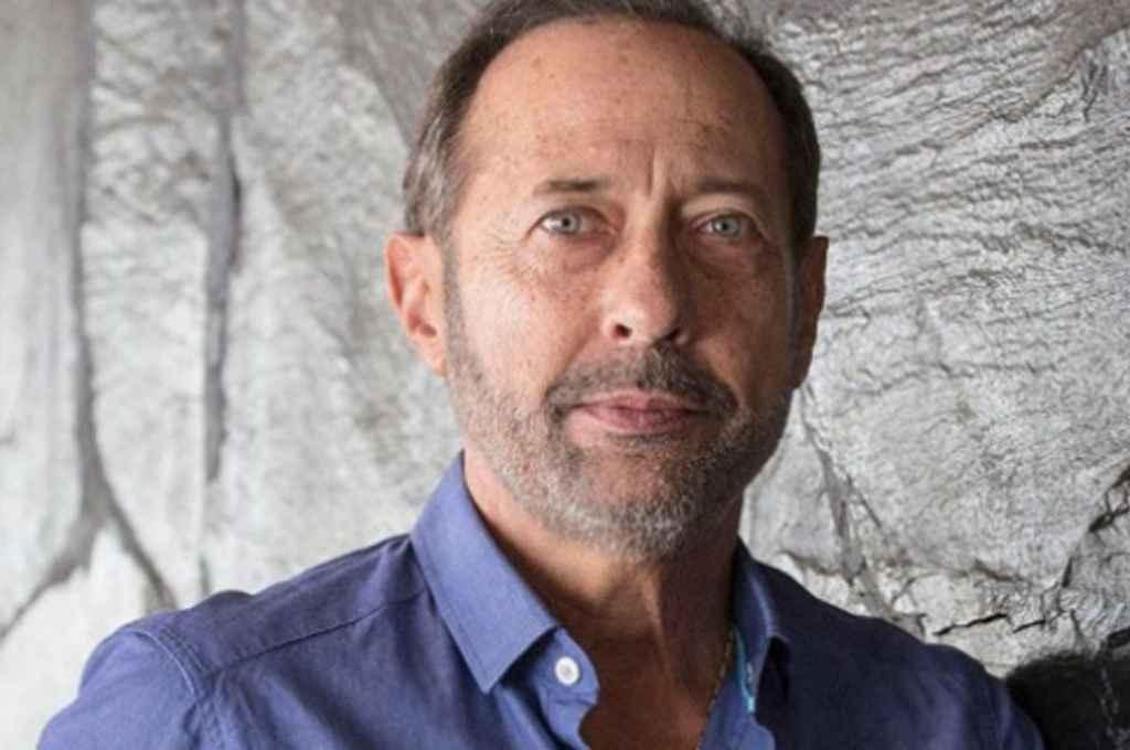 Guillermo Francella, uno de los famosos que apareció para cerrar el video. Crédito: Gentileza