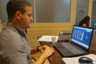 """Leandro González: """"Hablar de educación en este contexto es fundamental"""""""