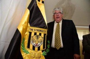 """Nos hubiera gustado que venga Tevez"", aseguró el presidente de The Strongest"