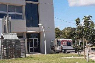 """Leandro Bonzini: """"Por cómo está la situación, prevemos que llegarán pacientes de todo el departamento"""""""