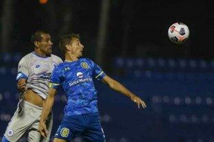Rosario Central no pudo contra 12 de Octubre en su debut en la Copa Sudamericana