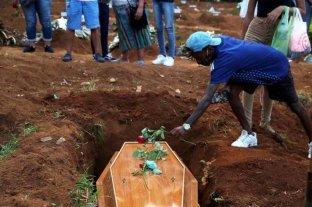 India, Brasil y Colombia,  entre los países con más fallecidos por Covid-19