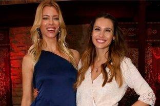 """Pampita confirmó que """"compartió"""" dos hombres con Nicole Neumann"""