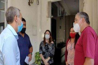 UPCN envió una nota al Dr. Prieto solicitando la vacunación al personal del Ministerio