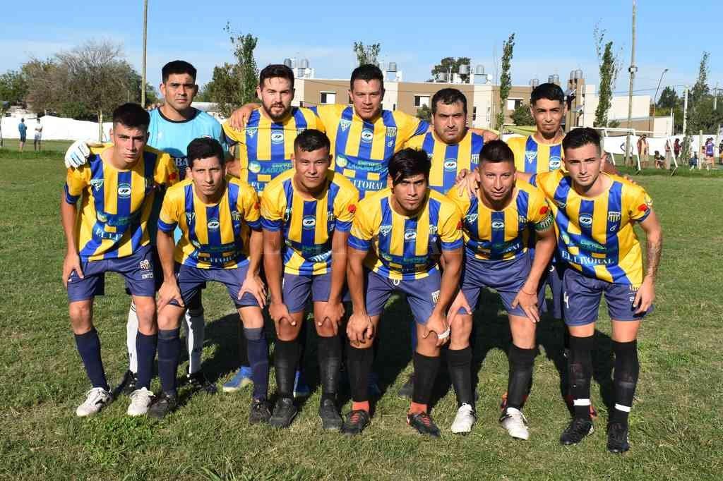 Histórica goleada. Central Oeste venció a Miraramar en el inicio del nuevo torneo. Crédito: Gentileza Liga Paivense