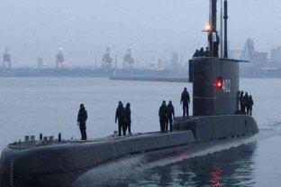 Buscan un submarino que desapareció con 53 tripulantes en Indonesia