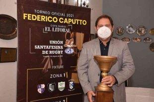 """Torneo """"Federico Caputto"""": la final será televisada en directo"""