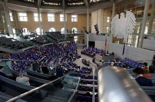 """La cámara alta del Parlamento alemán busca poner un """"freno de emergencia"""" al coronavirus"""