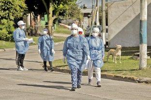 Coronavirus: Argentina sumó 25.932 casos y superó las 60 mil muertes desde el inicio de la pandemia -  -