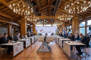 """Cumbre Iberoamericana: Portugal pidió """"urgentemente"""" un tratado internacional de pandemias"""